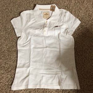 5defe58e2 Hollister Tops - New with Tags Hollister Girls Polo - Size Large